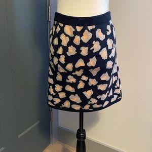 Club Monaco wool skirt size large